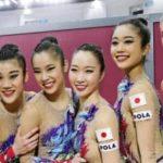新体操フェアリージャパン世界選手権銅メダル!選手の食事や練習は?