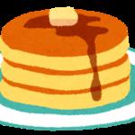 ホットケーキを卵なしで作る方法!少ない材料で簡単!