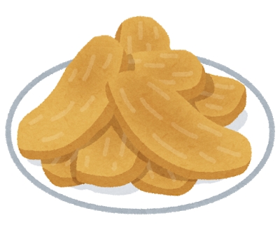 干し芋の栄養や効果は?おいしい食べ方を紹介!