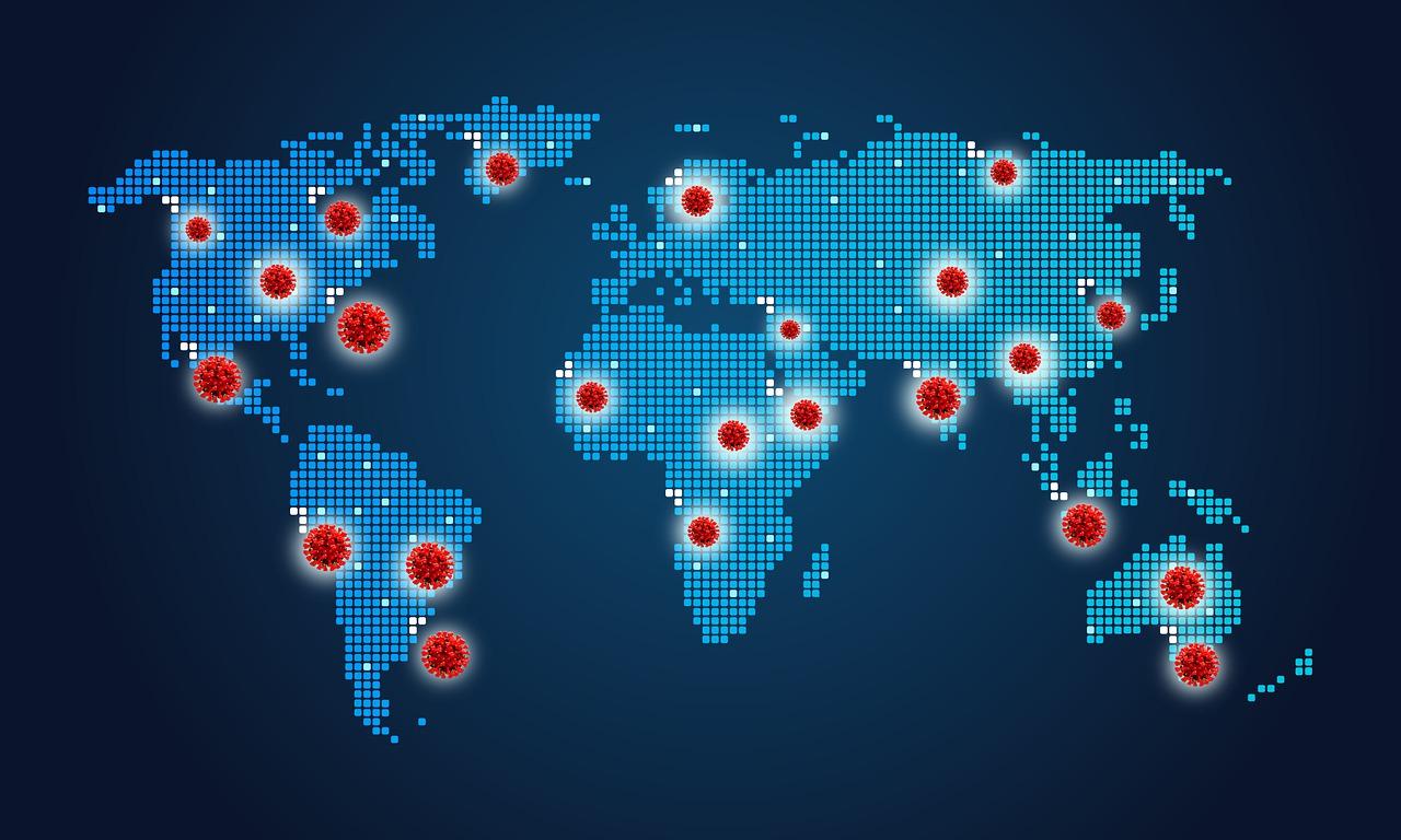 トルクメニスタン、コロナ感染者0って本当?!国の位置を地図で調べた